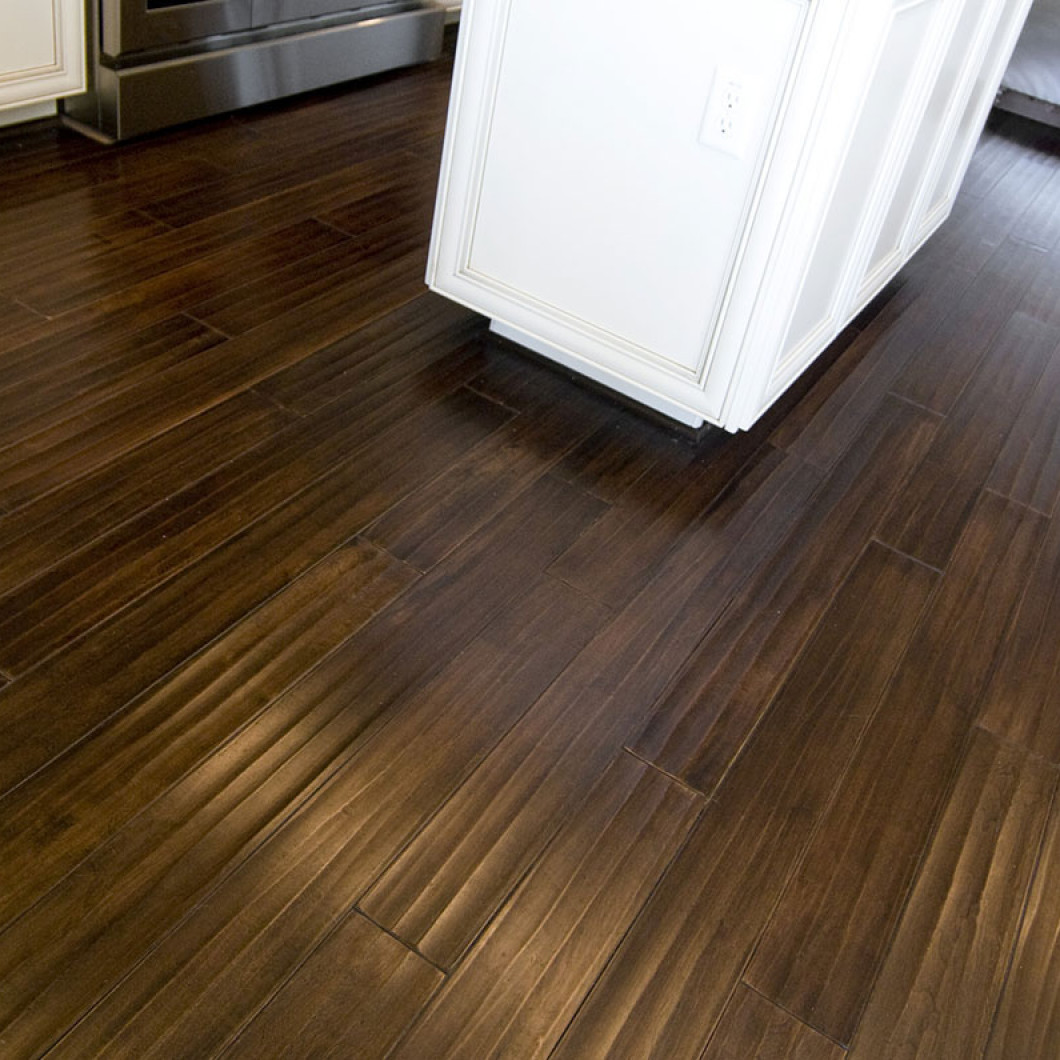 Take the pain out of staining your floors